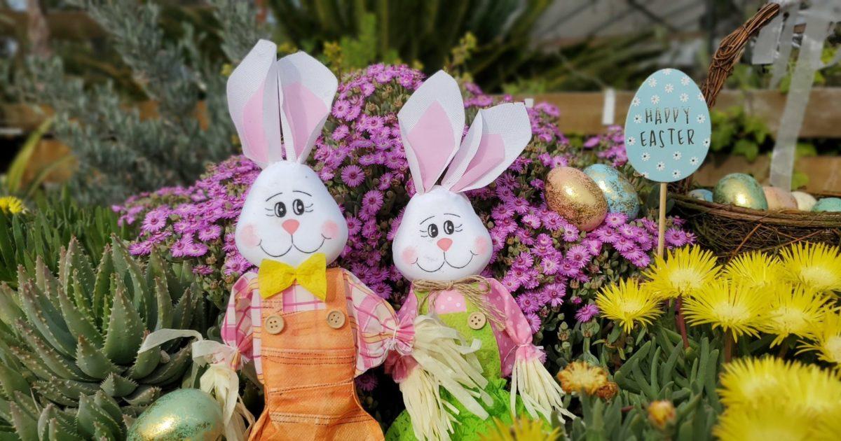 Easter 2021 bunnies