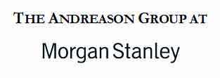 Andreason Group Morgan Stanley logo