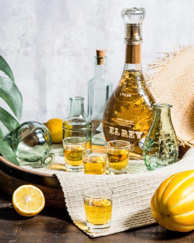 El Rey tequila image