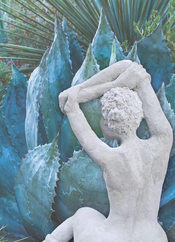 Fitz-Faulkner nude sculpture