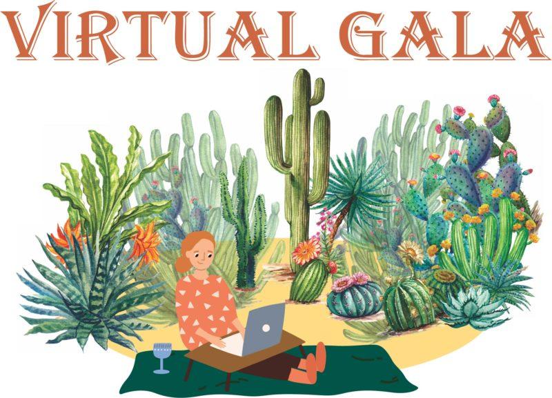 Garden Gala logo pic