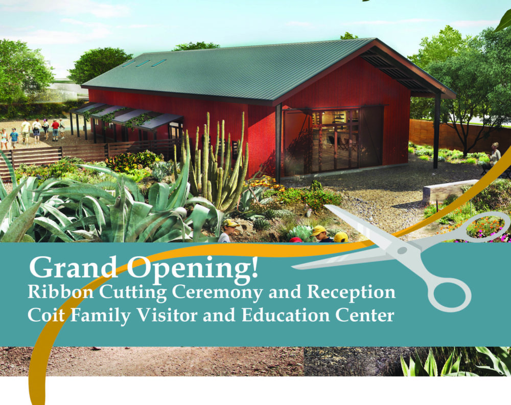 new VIsitor & Education Center