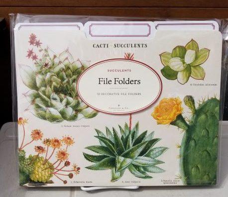 Cacti file folders