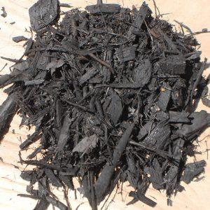 Large Black Mulch