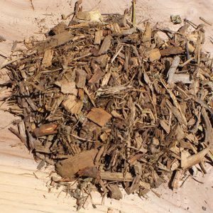 large natural mulch