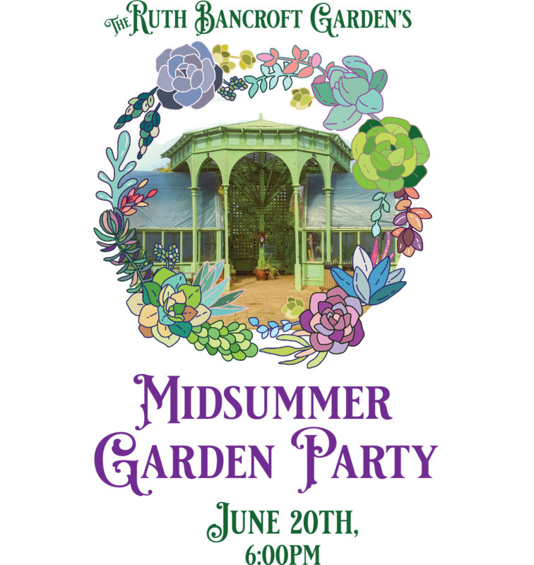 Midsummer Garden Party