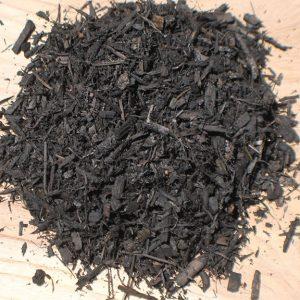 Mini Black Mulch