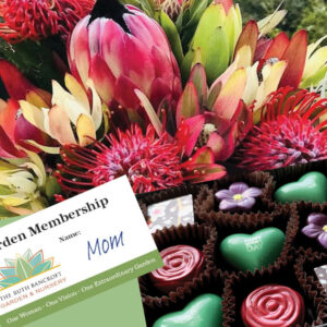 Mother's Day flowers and chocolates